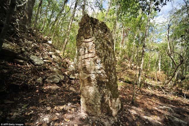 Maja romvárost találtak Mexikóban