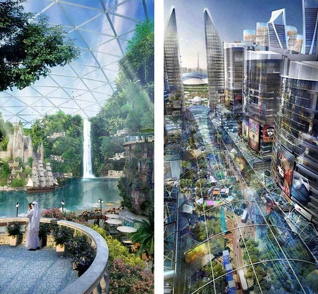 Mall of the World, Dubai