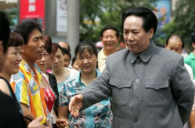 Mao Ce-tung hasonmása