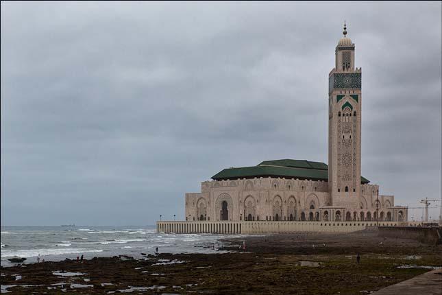 II. Hassan-mecset, Marokkó