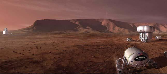 Mars One Expedíció