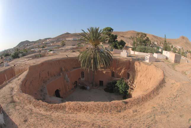 Matmáta, Tunézia