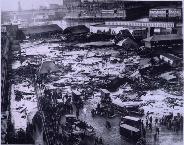 Bostoni melasz katasztrófa