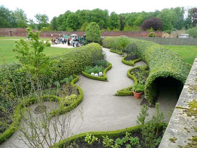 Alnwick Poison Garden, a világ legmérgezőbb kertje