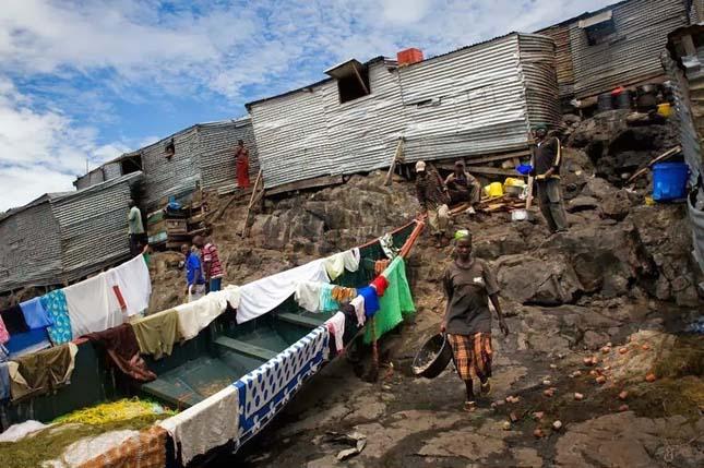 Migingo halászközösség