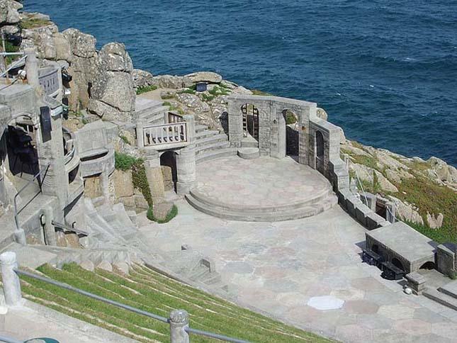 Minack Színház, Anglia, Cornwall