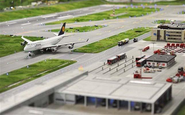 Miniatűr reptér