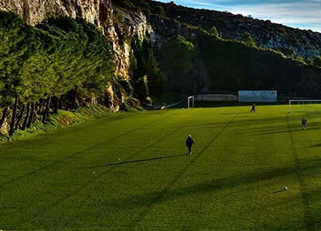 Monacoi focipálya