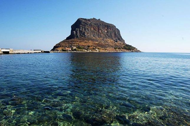 Monemvaszia, Görögország