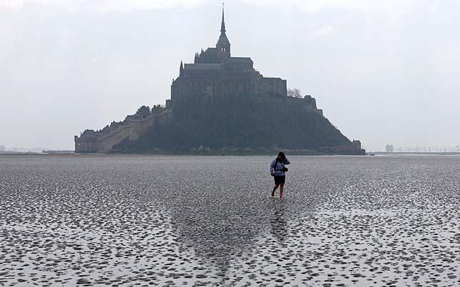 Mont-Saint-Michel szigete
