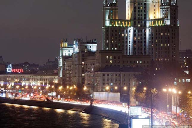 Moszkvai forgalom