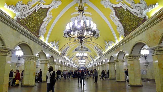 Moszkva metróállomásai