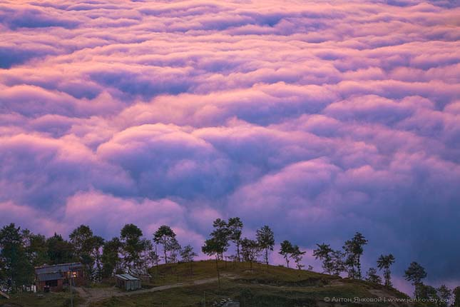 Nagarkot, Nepál