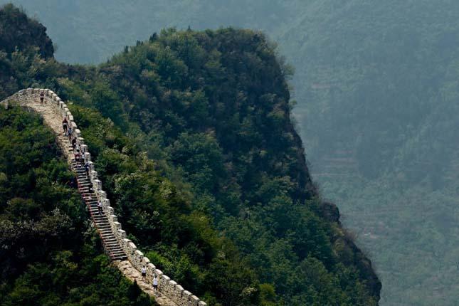 Kínai nagy fal maraton