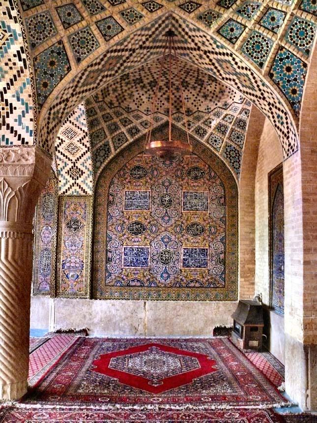 Nasir al Molk mecset