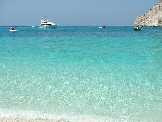 Navagio Beach, Zakynthos sziget