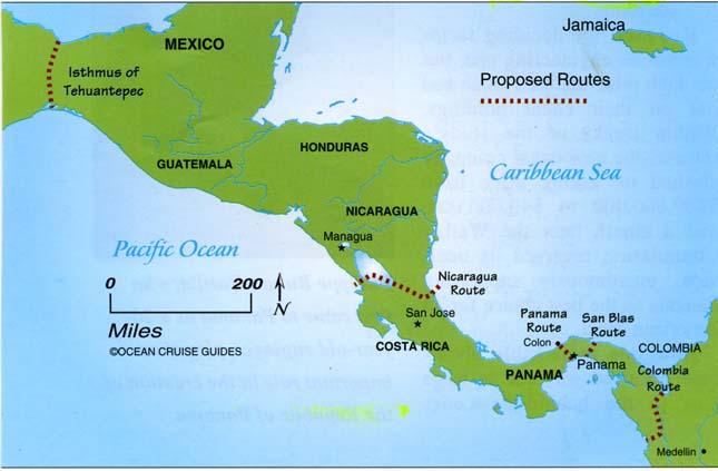 Nicaragua-csatorna