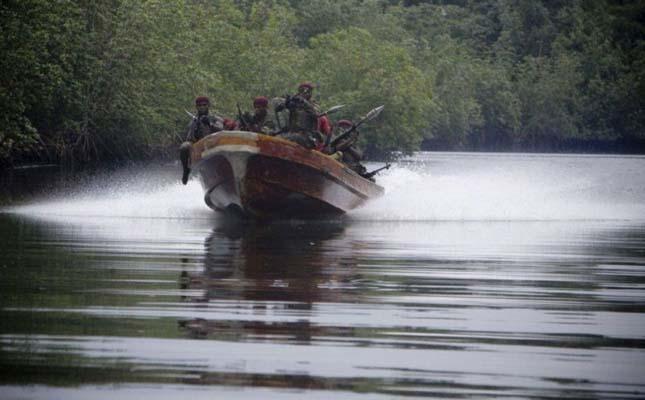 Nigériai kalózok