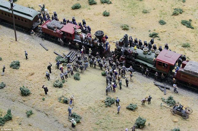 Northlandz: a világ legnagyobb modell vasútja