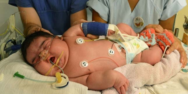 6 kilós baba