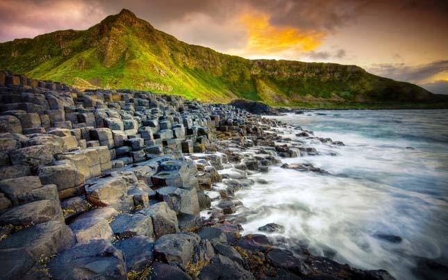 Az Óriások útja - Giant's Causeway, Észak-Írország