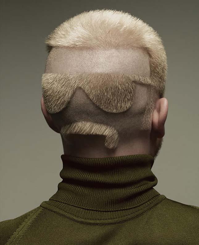 Őrült frizurák
