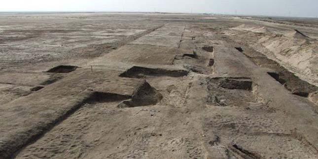 3000 éves erőd