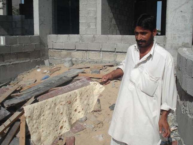 Pakisztáni kenyér