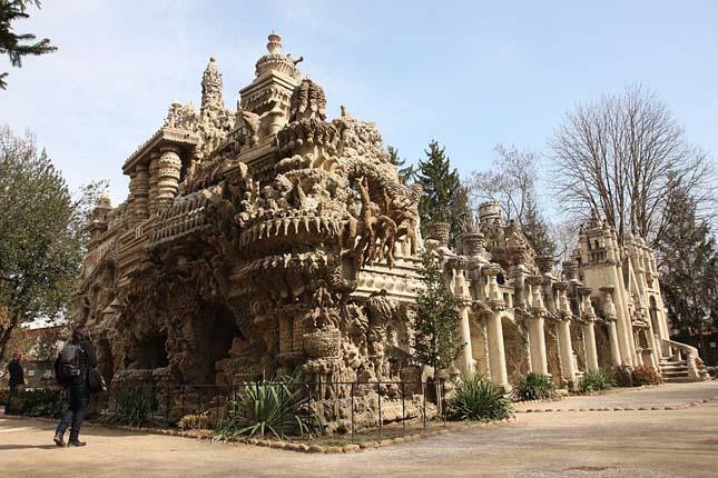 Palais Idéal, egyetlen ember élete munkája