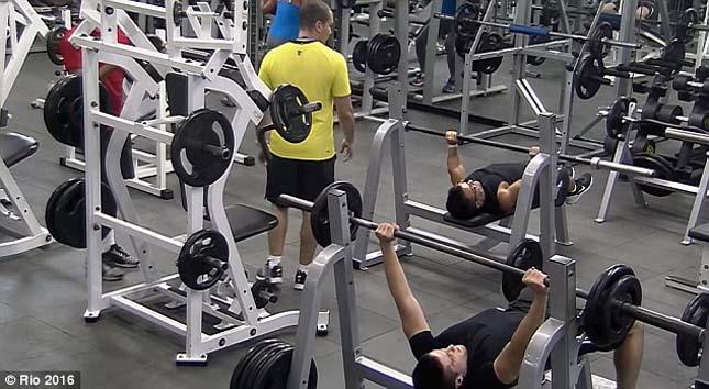 Parasportolók