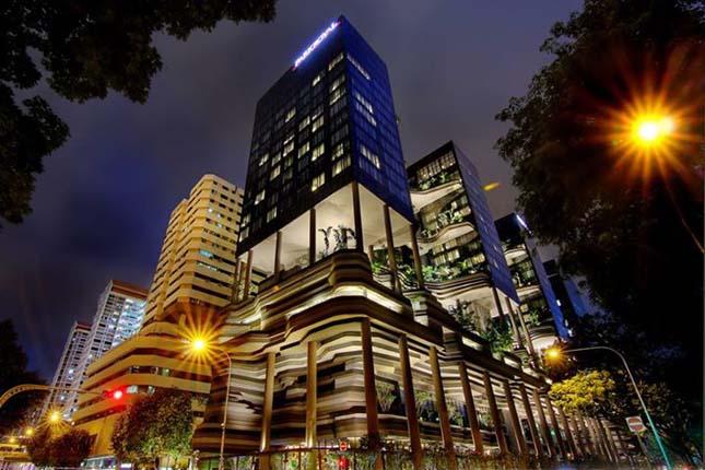 Park Royal Tower, Szingapúr