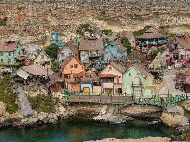 Popeye falu