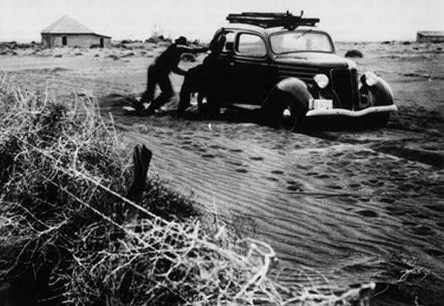 Porviharok évtizede Amerikában