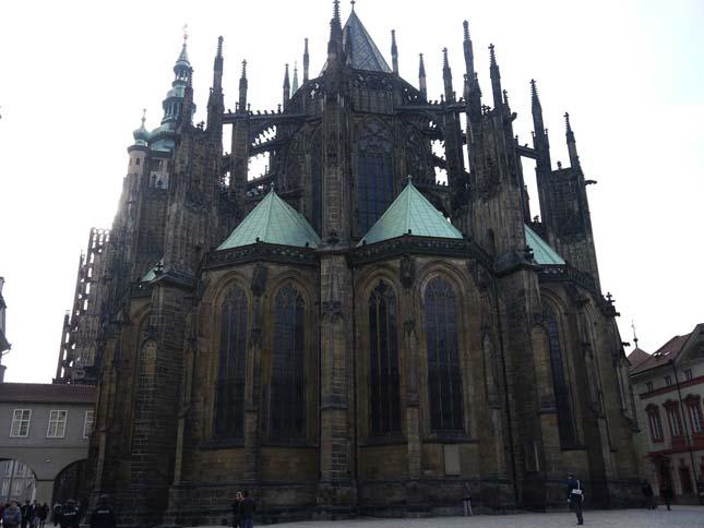 Prágai vár