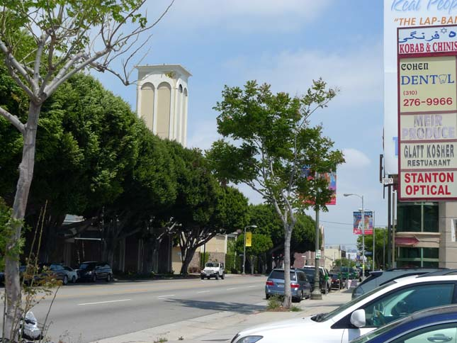 Olajkutak Los Angelesben