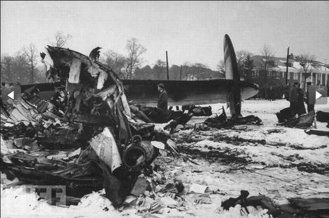 Az 1960-as New York-i repülőgép katasztrófa