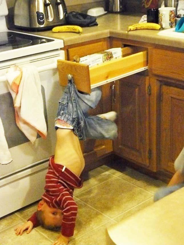 Nehéz a szülők dolga