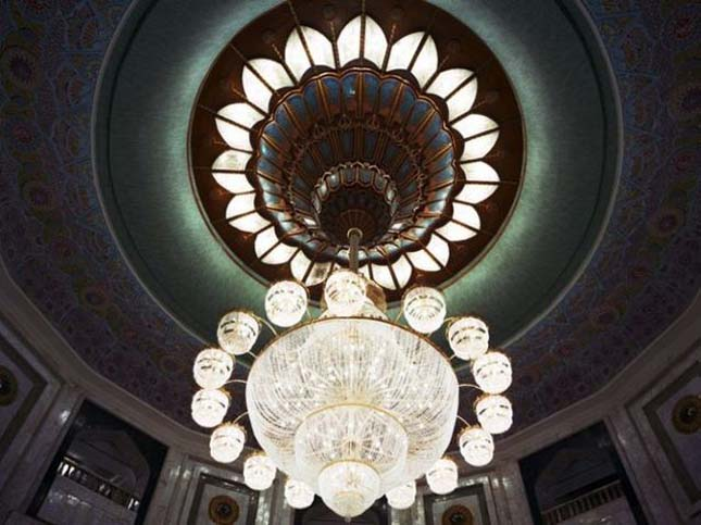Szaddám Huszien palotái