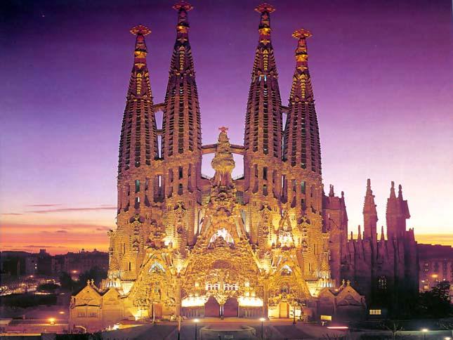 Sagrada Família templom