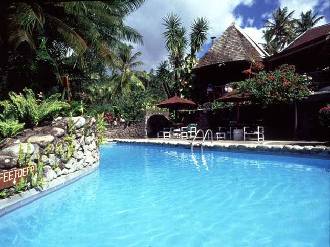 a csodálatos Saint Lucia