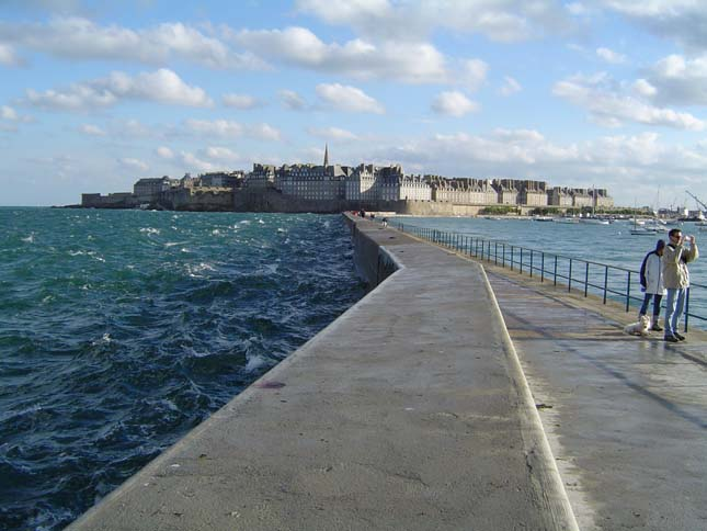 Saint Malo, Franciaország