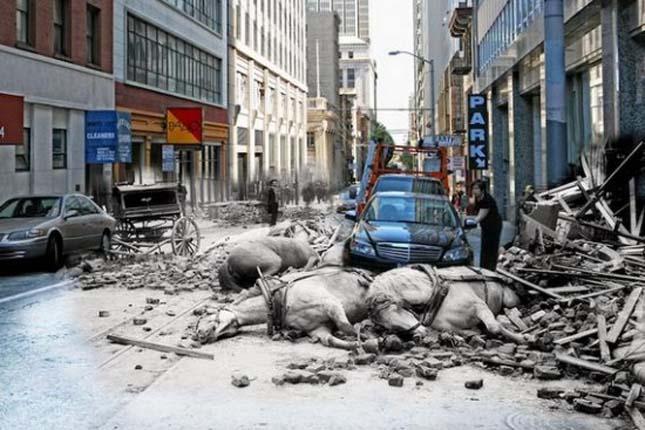 1906-os San Fransisco-i földrengés