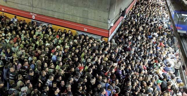 Sao Paulo metró