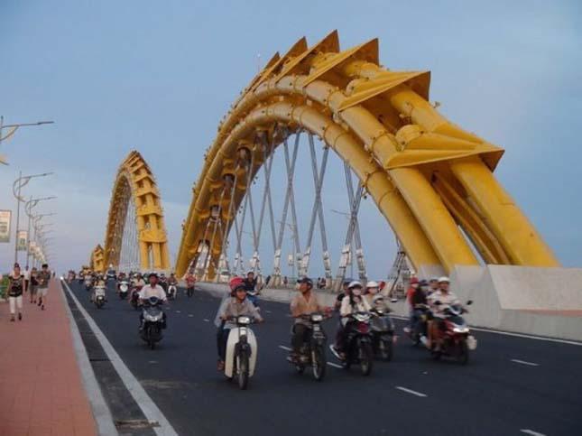 Sárkány híd, Vietnam