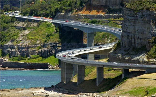 Sea Cliff híd - Ausztrália