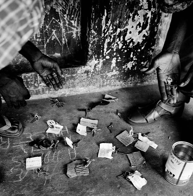 Sierra Leonei börtönök és kórházak