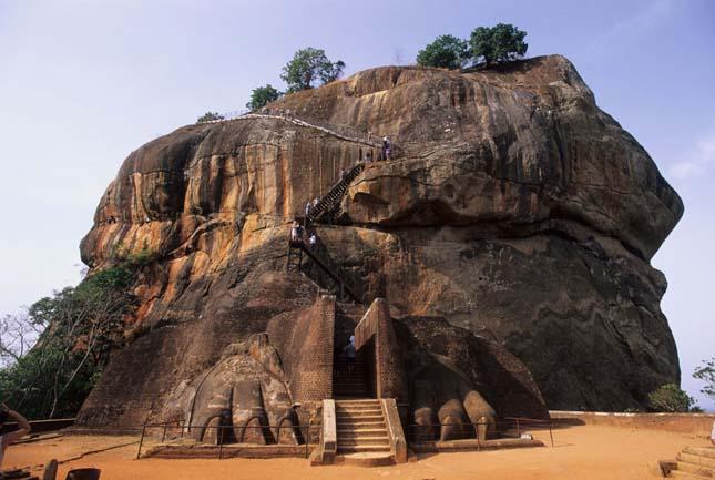 Sigiriya, Srí Lanka