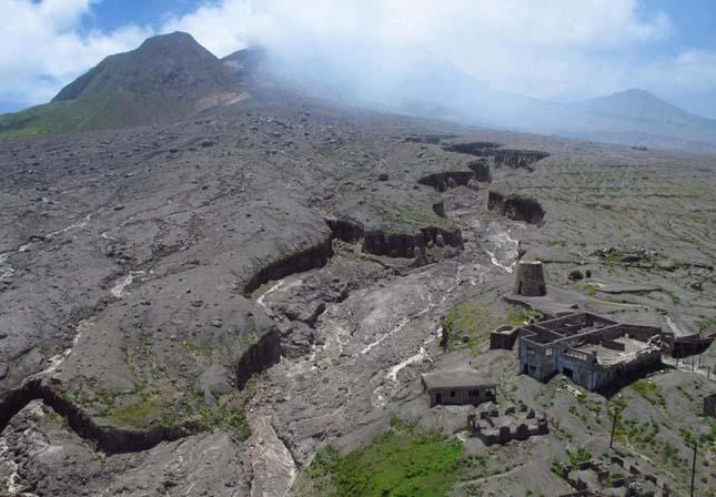 Soufriére Hills-vulkán,