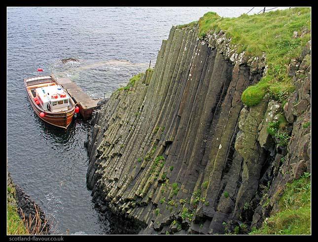 Staffa-sziget, Skócia