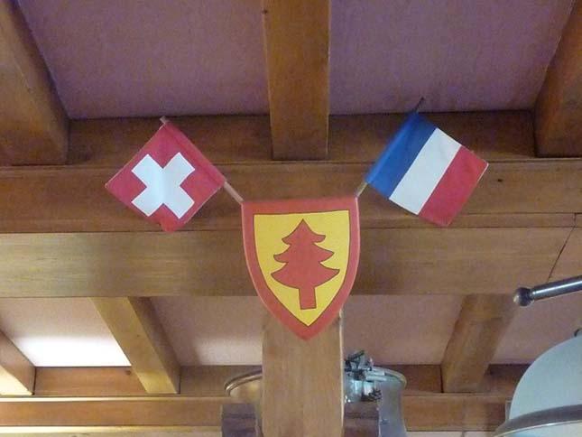 Hotel Arbez Franco-Suisse